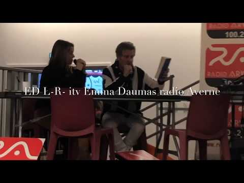 Emma Daumas itv radio Arverne