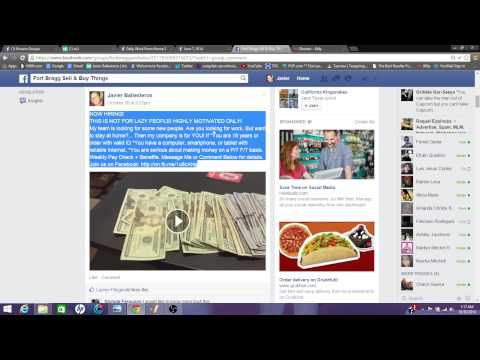MCA Facebook Group Strategy 2
