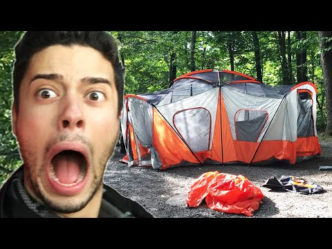 Thumbnail: City People Go Camping For The First Time