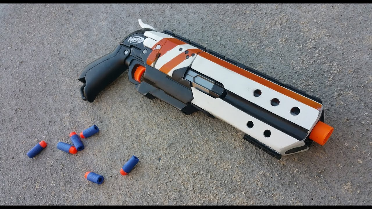 Break Action Hammershot Overview Youtube