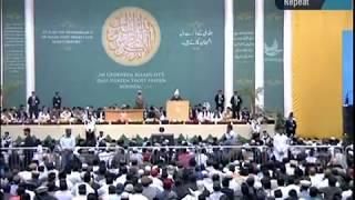 Fjalimi i xhumas 01-06-2012 - Përmbushni detyrimet që keni ndaj njerëzimit