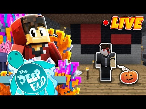 Minecraft: The Deep End SMP! - Sp00ky Szn