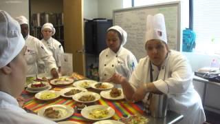 Chef Alisa Lc -  Yuca Mufongo With Cilantro Aioli Sauce Critique
