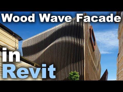 Bim Revit Advanced Tutorial 01 Louver Curtain Wall Doovi
