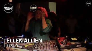 Ellen Allien Boiler Room x T2 Berlin DJ Set (90s Set)