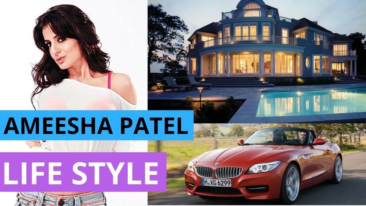 Ameesha Patel LifeStyle | Boyfriend | Net worth | Family | Cars | Gossips & News!