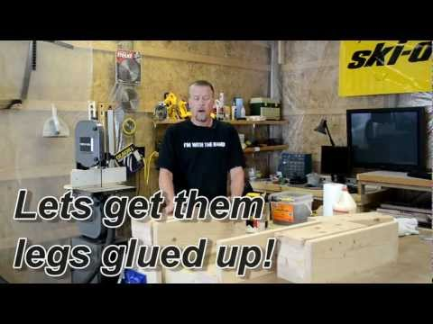 How to Build a Pool Table, Part 2 - Efforts in Frugality - Episode 1.1