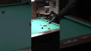 Funny billiards fail
