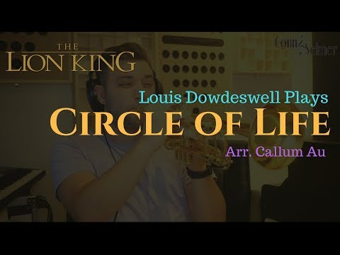 Circle of Life (The Lion King) | TRUMPET...