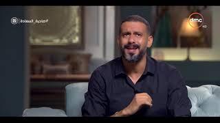 صاحبة السعادة - محمد فراج : مثلت مع محمد ممدوح أيام الجامعة وبعد 15 سنه اتجمعنا في مسلسل قابيل