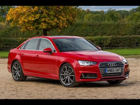 Audi A4 S Line Has Always Trodden A Careful Path Compared To BMW