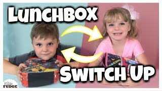 Lunchbox Switch Up Challenge! | Bunches Of Lunches thumbnail
