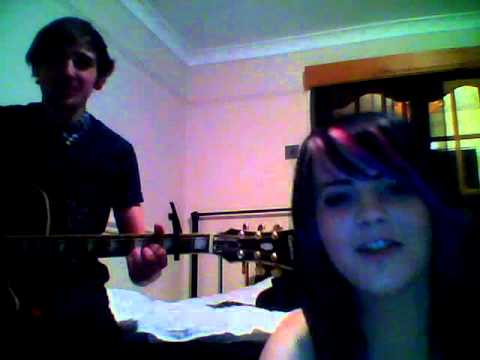 Edward Malone & Hayley Etheridge - Wonderwall By Oasis (Cover)