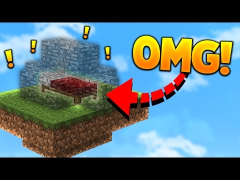 OMG IT'S FINALLY HERE! (Minecraft BED WARS) with PrestonPlayz