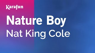 Karaoke Nature Boy - Nat King Cole *