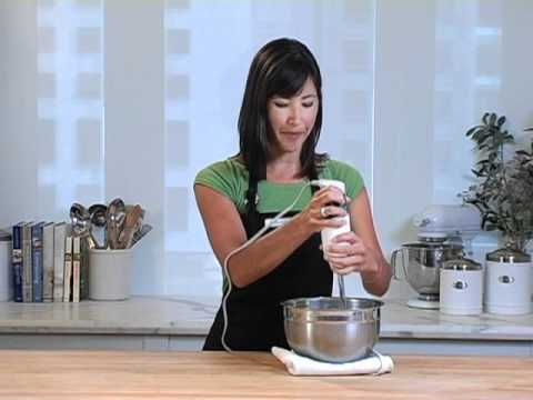 The Many Uses Of The Bamix Professional Immersion Blender