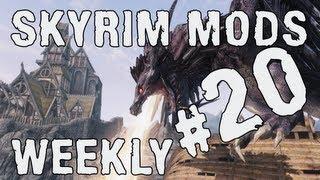 Skyrim Mods Weekly Bits N Bobs 20