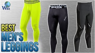 10 Best Men's Leggings 2018