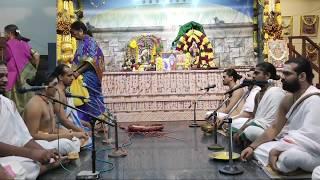 Kritika Mandala Veda Parayanam - 28.12.2018
