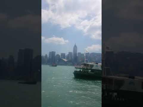 kowloon across the sea to hong kong island october 15 2016 part 2