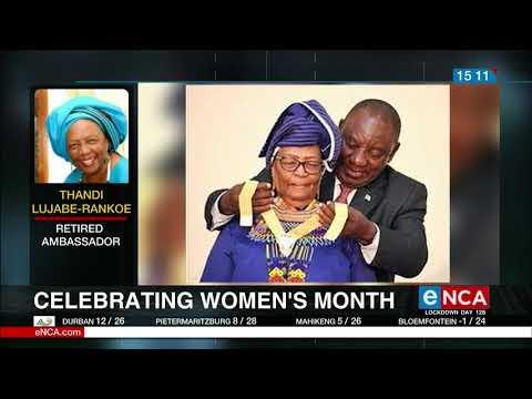 eNCA talks to Thandi Lujabe-Rankoe   Women's month