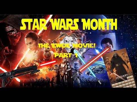 Star Wars The Ewok Movie