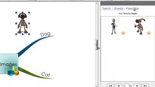iMindMap 6 - Inserting Images