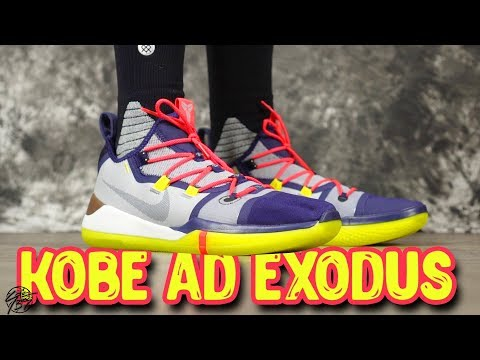 Nike Kobe AD Exodus First Impressions!