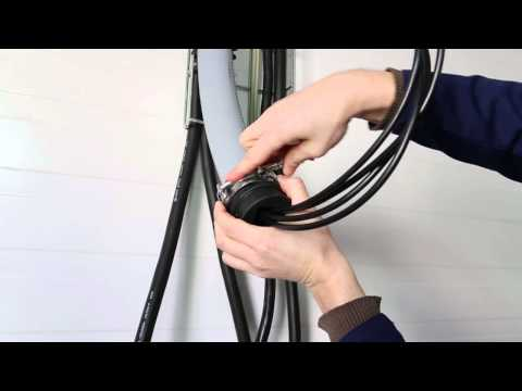 Roxtec Conduit Seal Installation Video