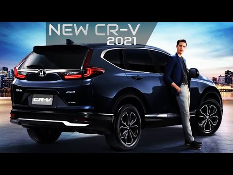 2021 HONDA CRV EX BEST BIG SUV | WINS A HUGE NUMBER OF WALLETS EVERY YEAR