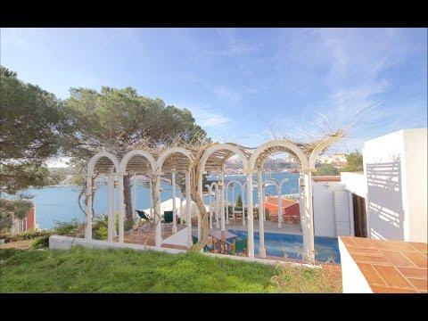 Emblemática casa en el Puerto de Mahón, Menorca