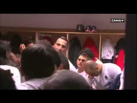 Clash entre Zlatan Ibrahimovic et Leonardo