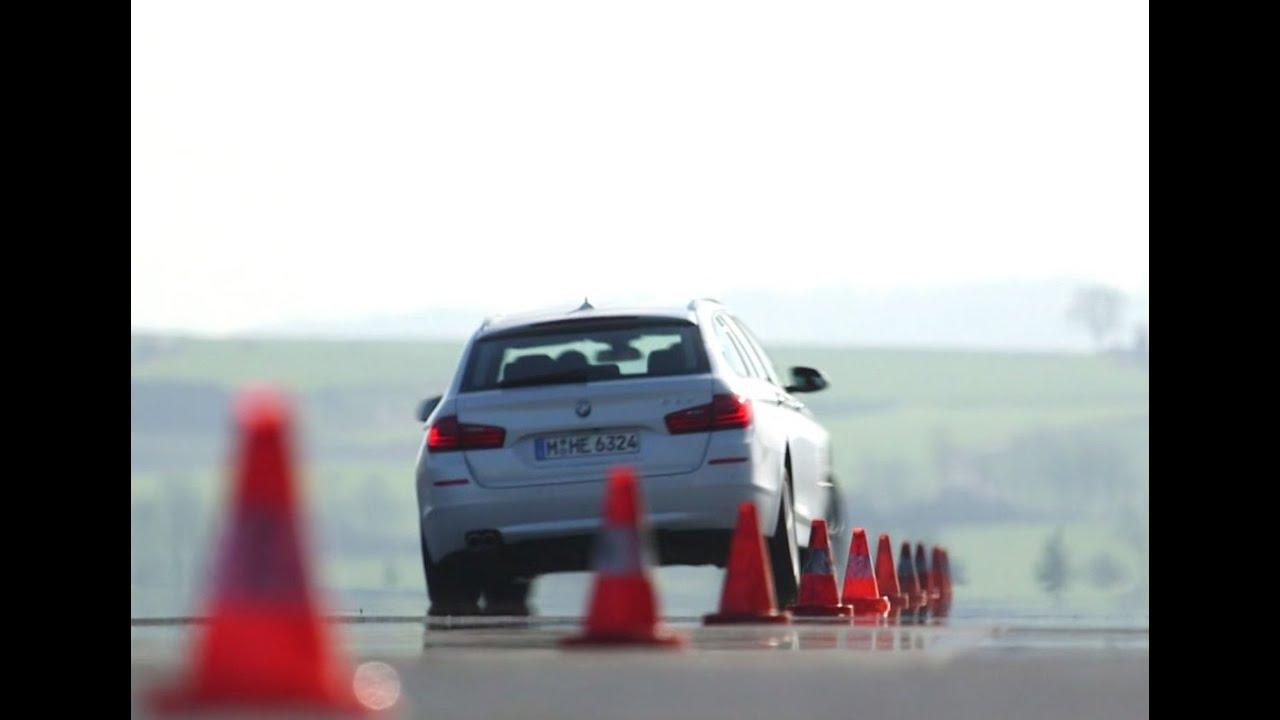 BMW 518d Touring: Kleiner Diesel, großer Kofferraum - Die Tester | auto motor und sport