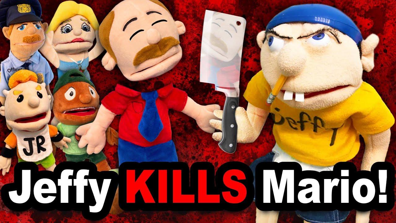 SML YTP: Jeffy Kills Mario!