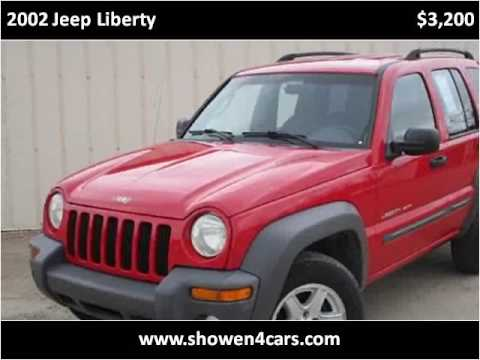 2002 jeep liberty used cars wilmington oh youtube for Showen motors wilmington ohio