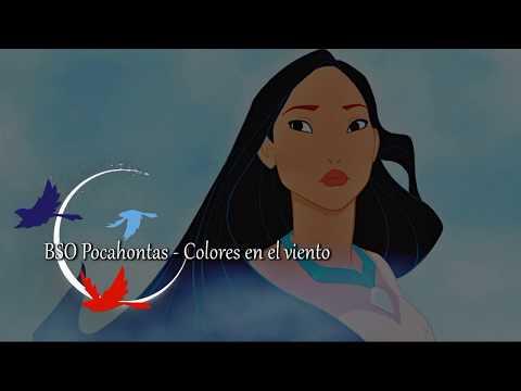 Lidalin - Colores En El Viento (BSO Pocahontas)