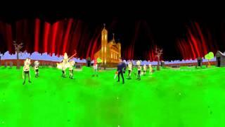 360 degree Muvizu Zombie meet n greet