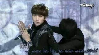 [Tv.BanG] -  (Perf) 2AM - I Did Wrong ( Arabic Sub )
