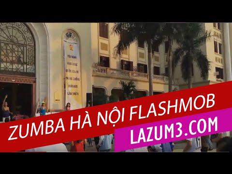 Zumba Hanoi flashmob vs Sinh viên ĐH Y Hà Nội