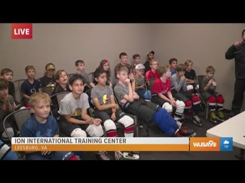 Athletes Get A Well Rounded Education At ION International Training Center