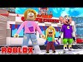 Roblox Roleplay  Going To Chuck E Cheese With Baby Kira!