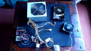 How to measure voltages in  your Power Supply (PSU)