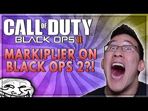 MARKIPLIER IMPERSONATOR ON BLACK OPS 2!