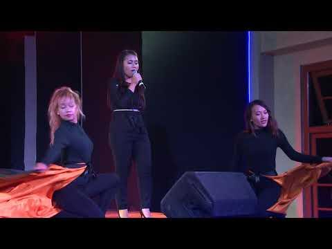 THAZUAL AWARD 2017: GRACE ZODINPUII (LIVE)