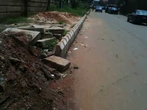 Random Walk(Alaka Street, Benin City) Part1