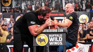 What Does Pro Arm Wrestling Look Like?