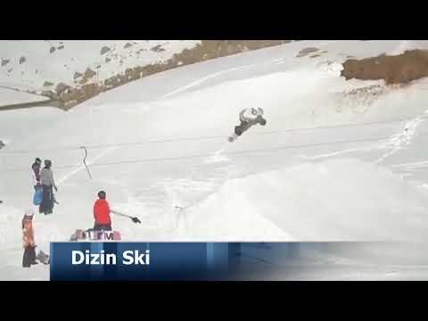 Iran Dizin Ski Tour