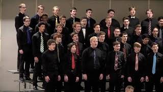 As I Have Loved You by Andrea Ramsey | 2018 NWACDA HS Mens' Honor Choir