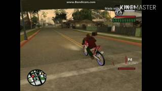 Gta sa drag seting Fu 200 cc