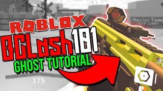 Q Clash 101 - Ghost Breakdown | How To Win An Entire Match, By Yourself! (Q Clash in Roblox)